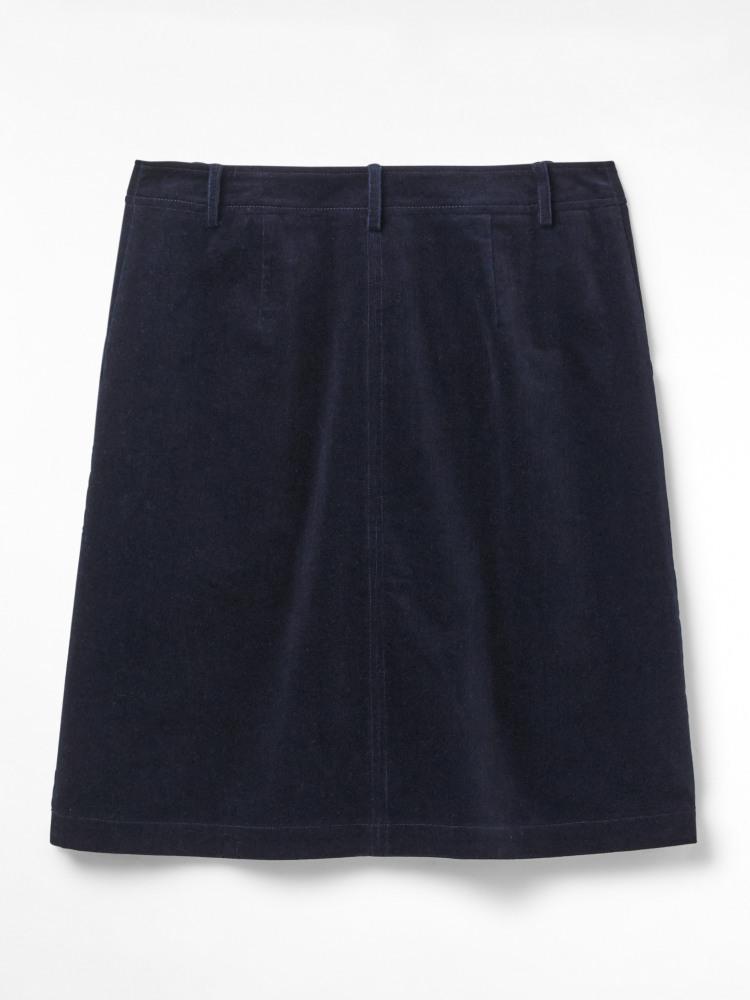 Manhattan Cord Skirt