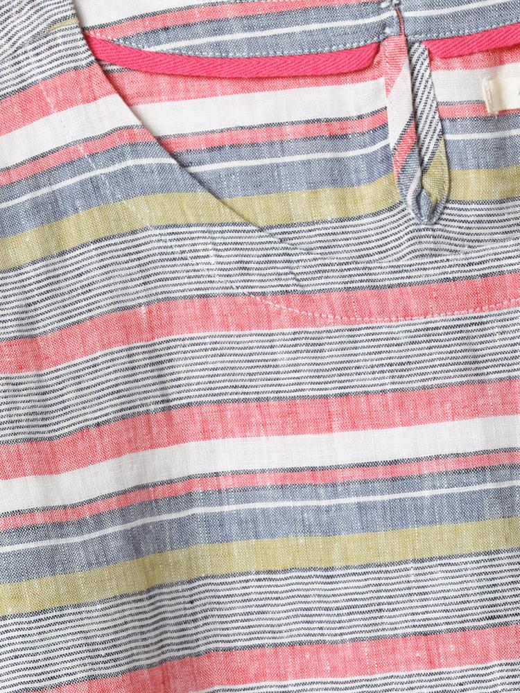 Linen Tie Dress