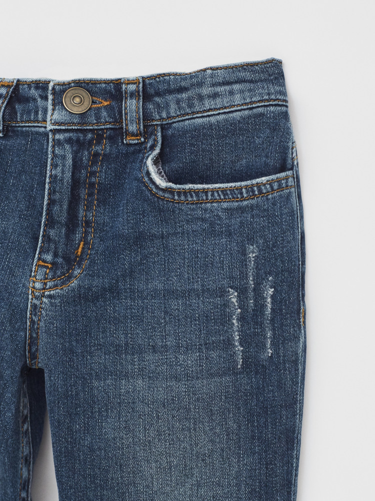 Rip and Repair Jeans
