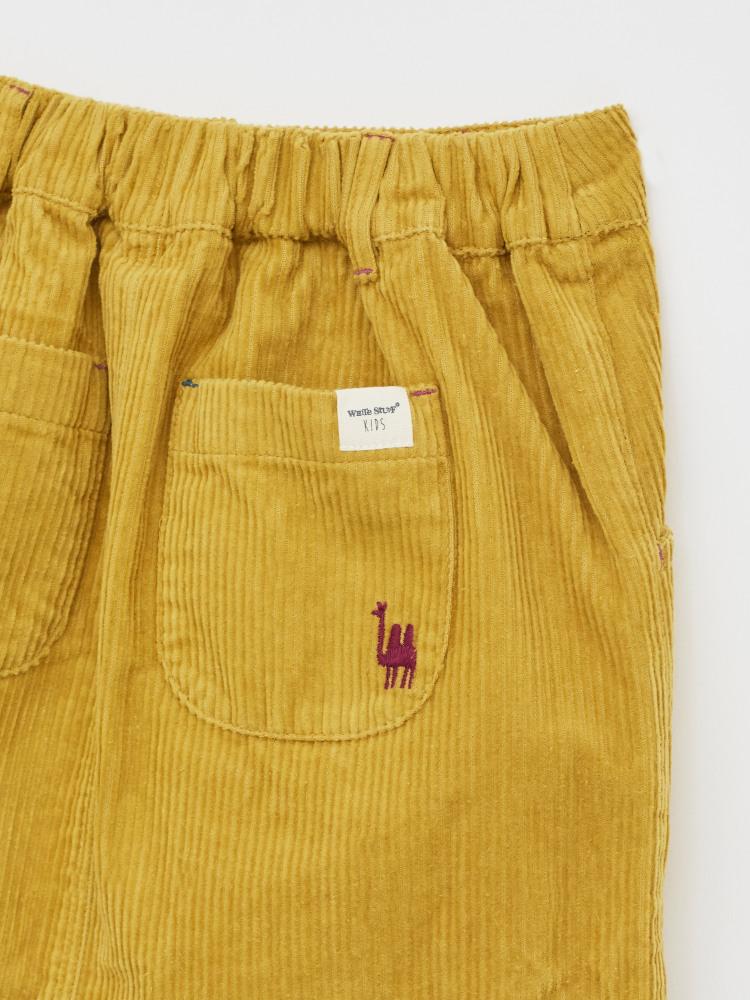Clara Colourful Cord Skirt