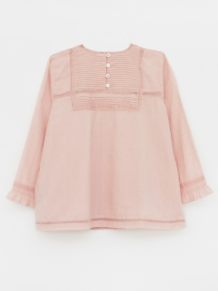Holly Elevated Woven Top