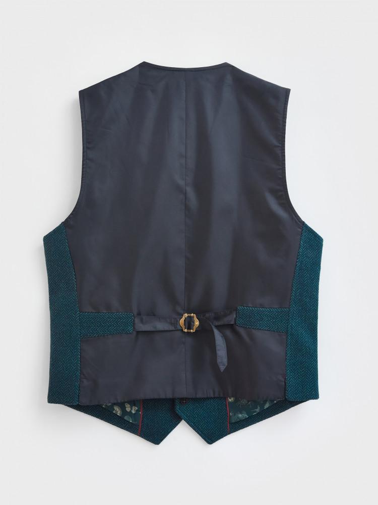 Condor Herringbone Waistcoat