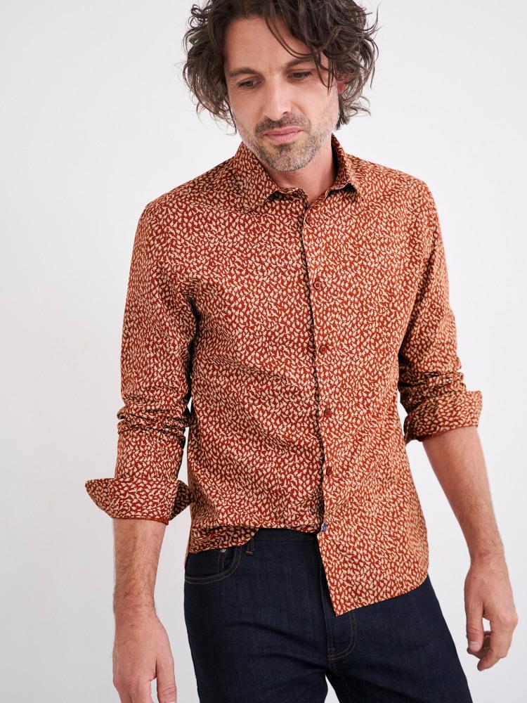 Pointer Print Shirt