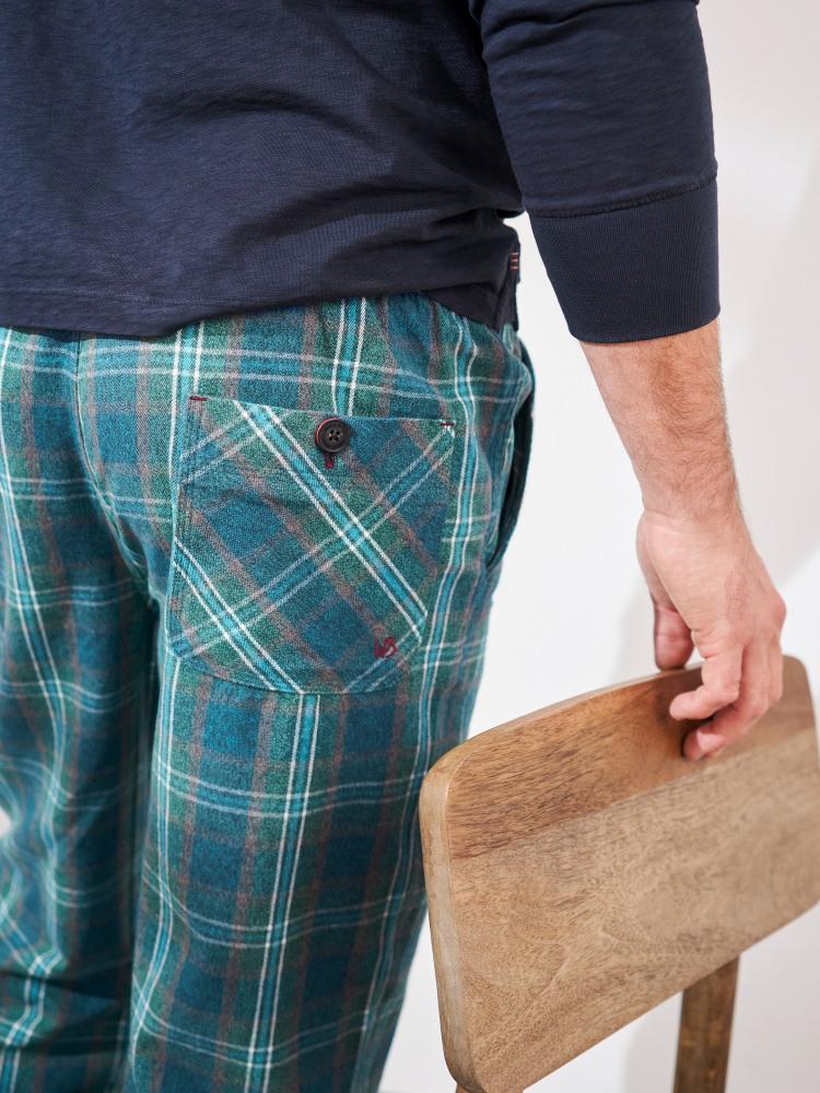 Hemley Check PJ Bottoms