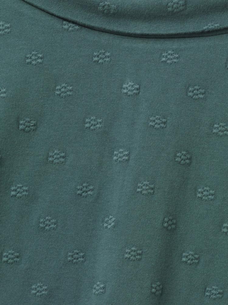 Emb Petal Tank Vest