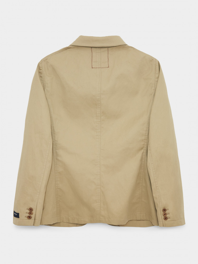 Fyn Cotton Linen Blazer
