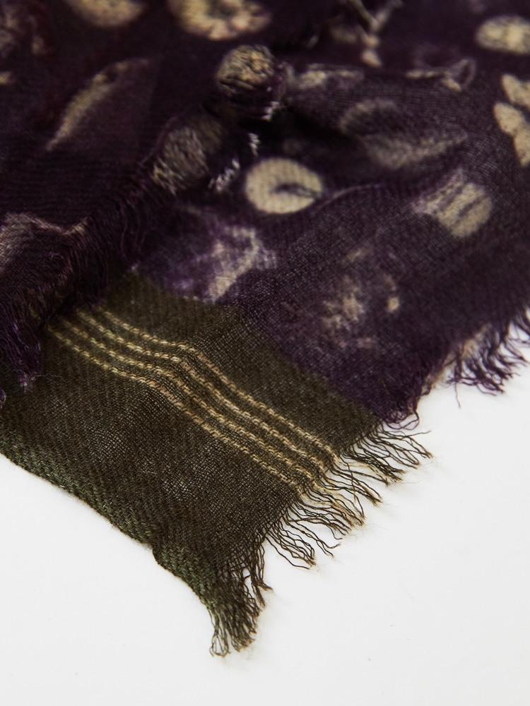 Cabinet Lightweight Wool Scarf