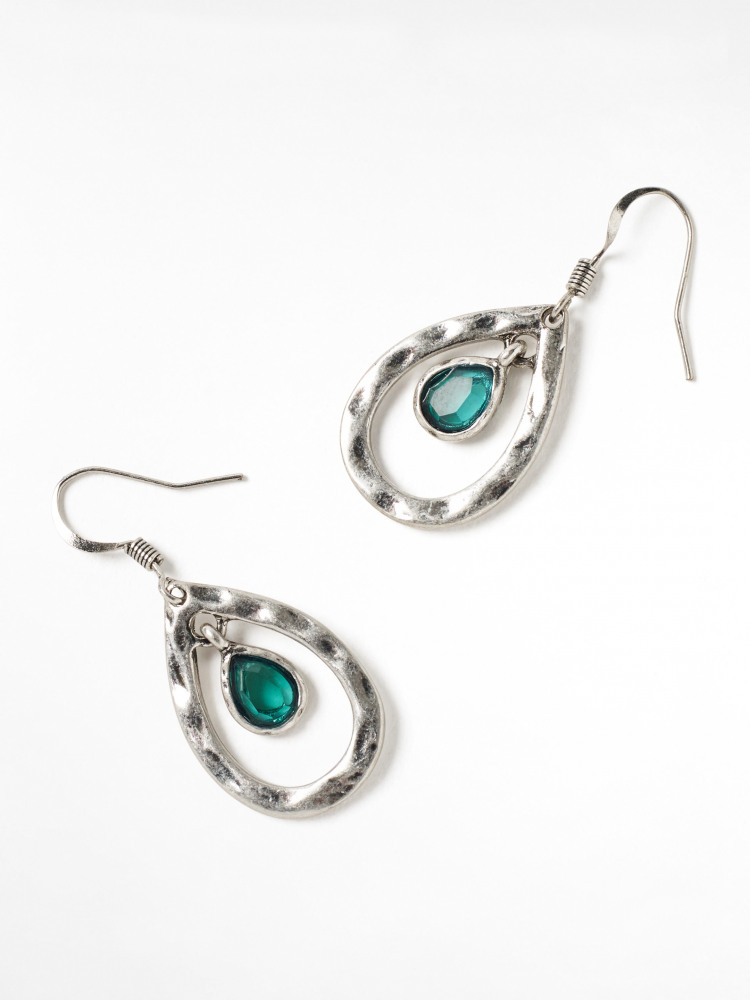 December Birthstone Earrings
