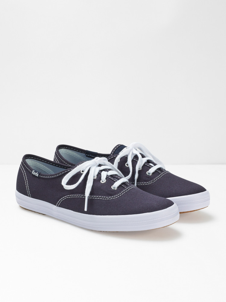 Keds Champion Canvas Trainers