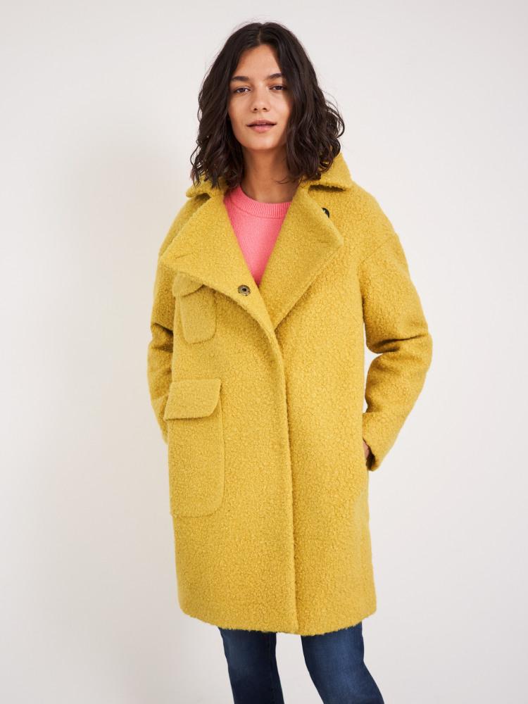 Jude Boucle Coat