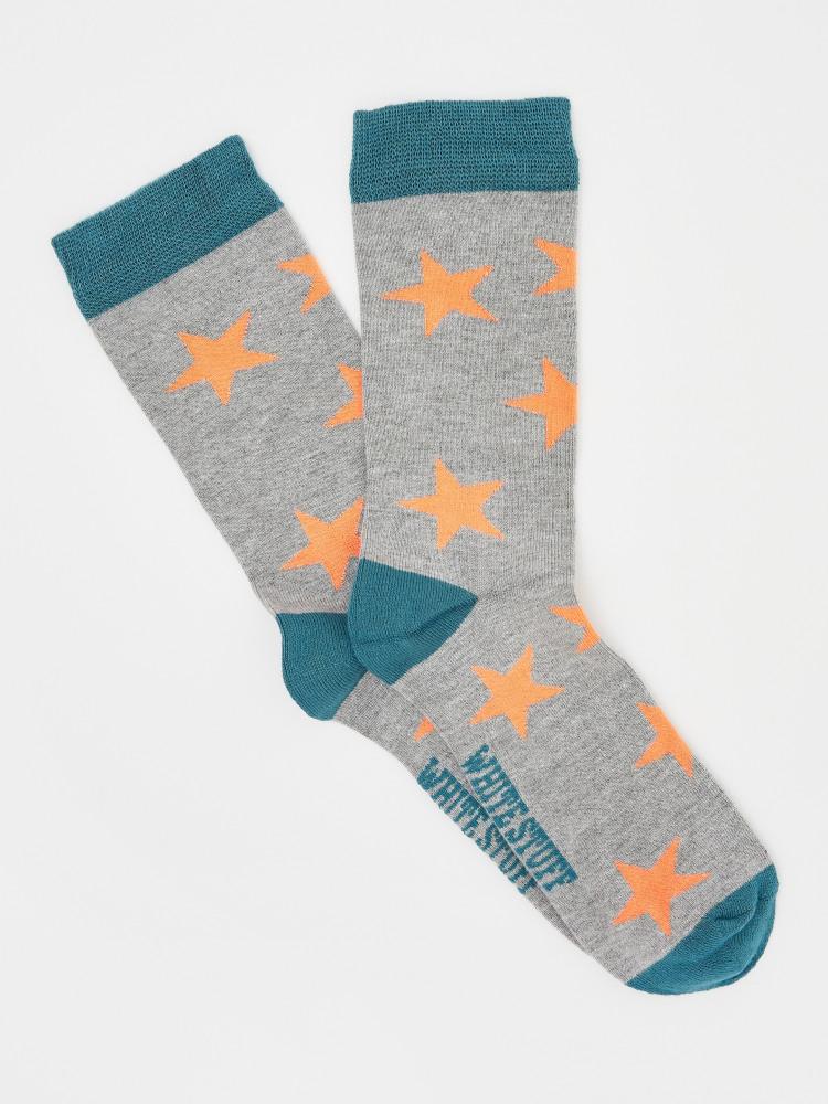 Bamboo Star Sock