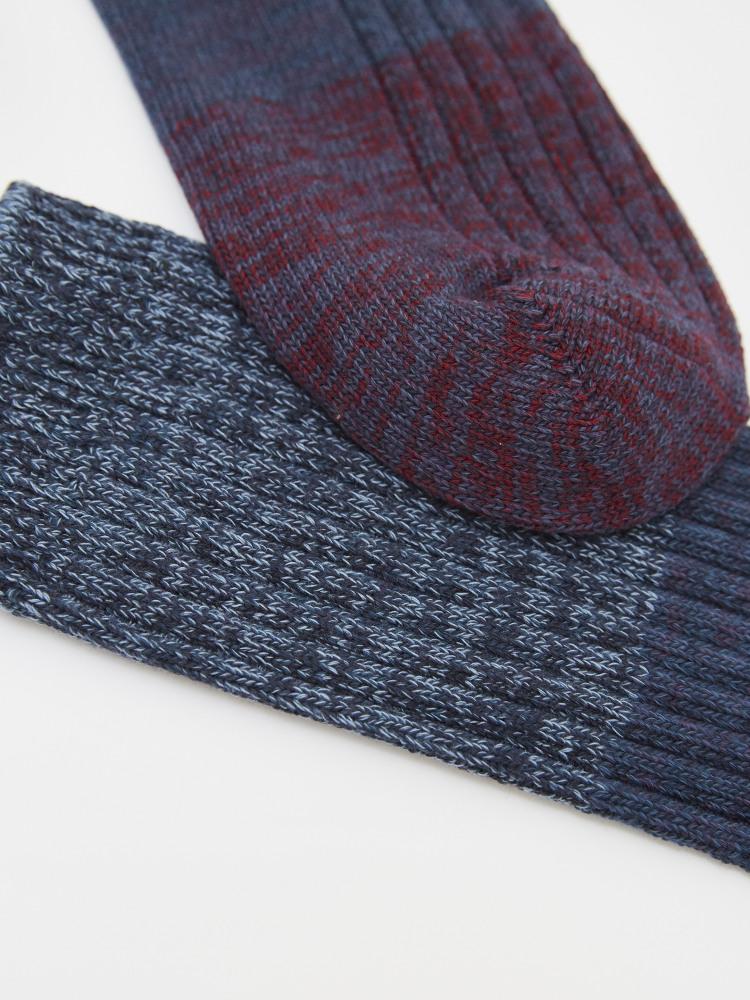 Arlo Colour Block Boot Sock