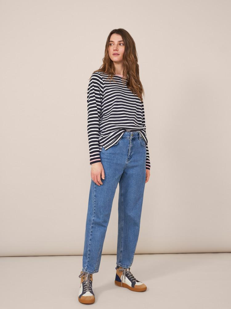 Barrel Leg Jean