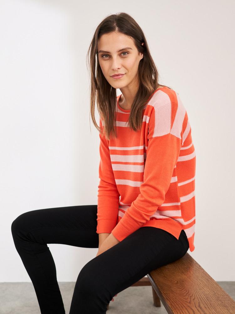 Olivia Stripe Jumper
