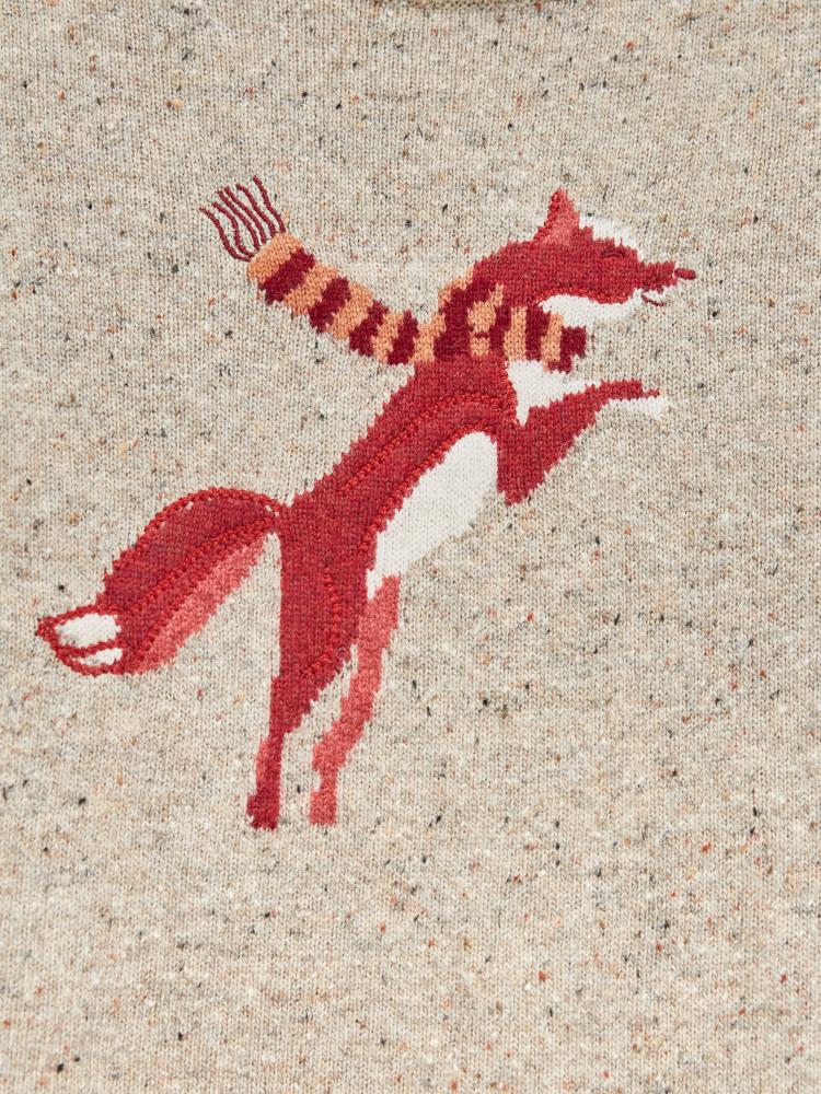 Friendly Fox Jumper