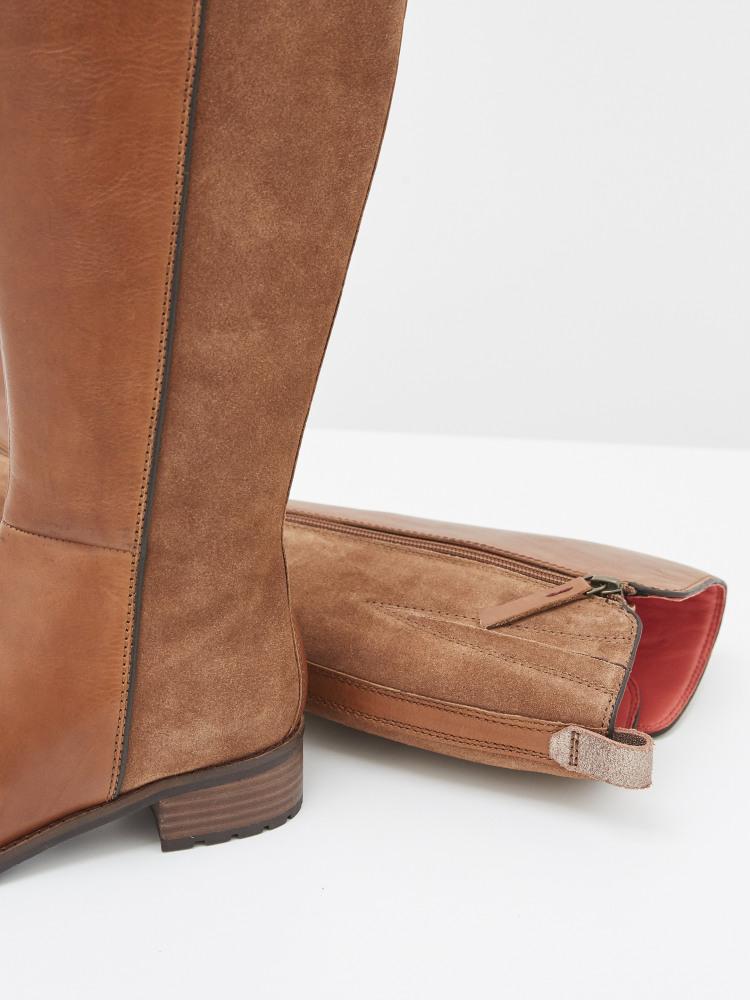 Sarah High Leg Boot