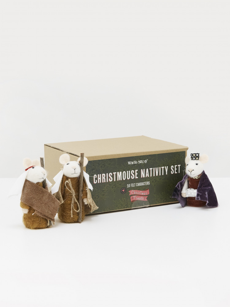 Christmouse Nativity