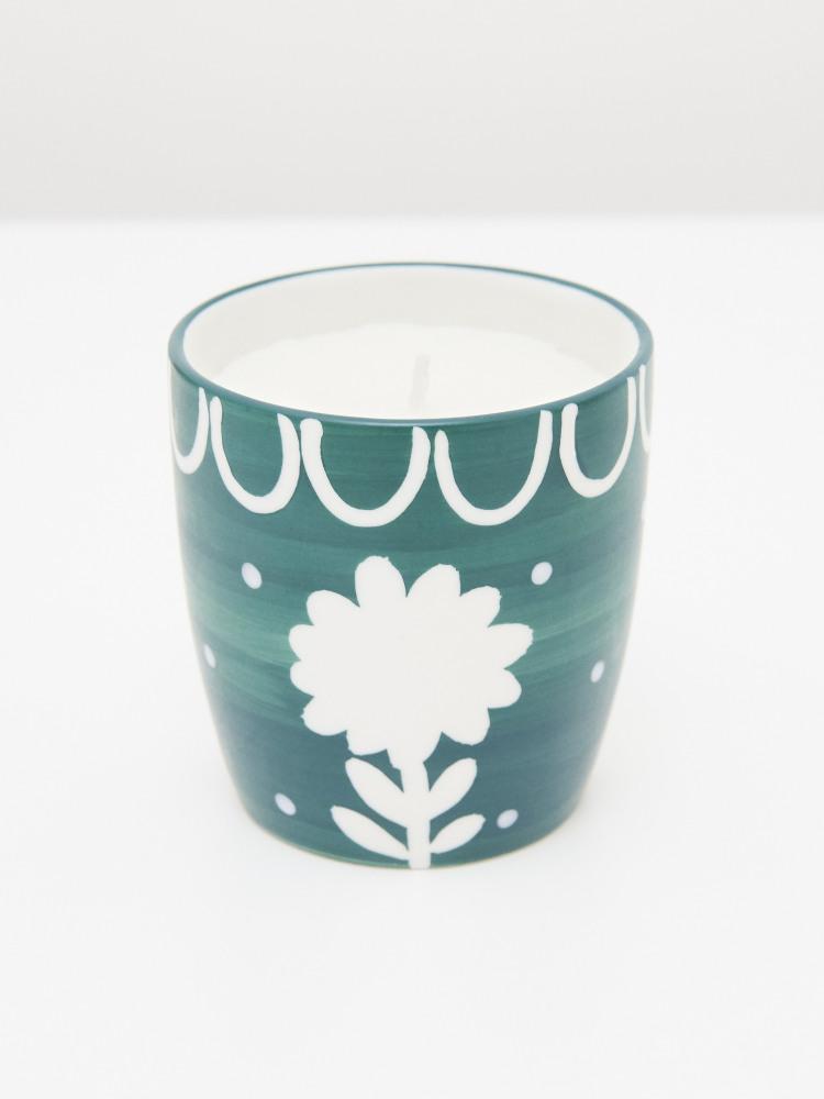 Plant Lady Matte Candle
