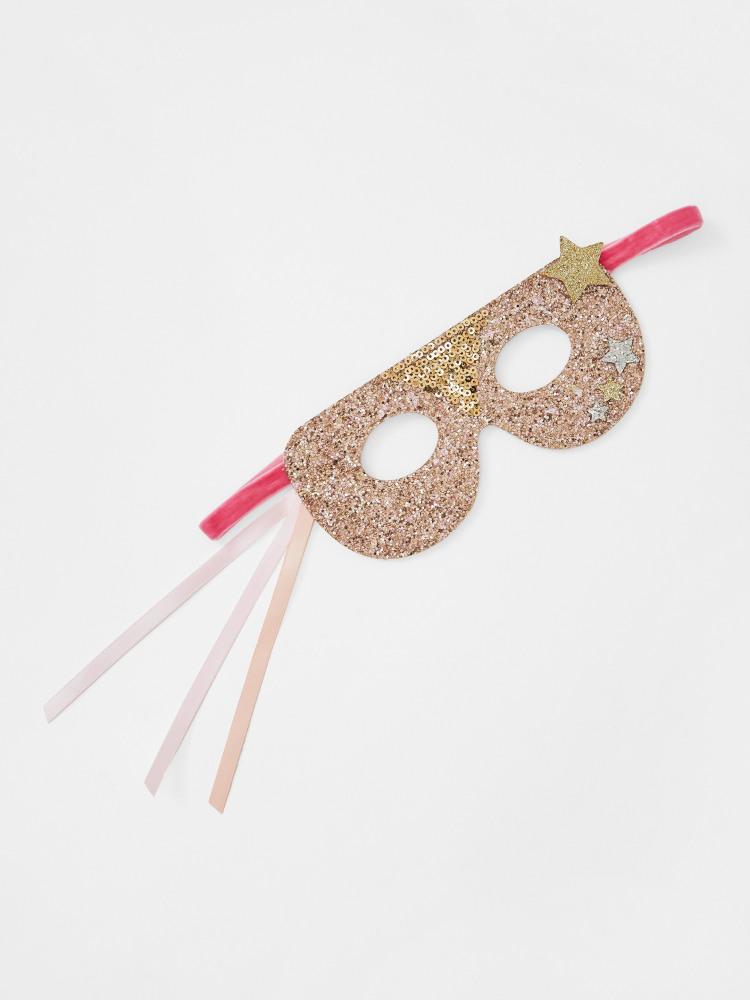 Kids Glitter Party Eye Mask