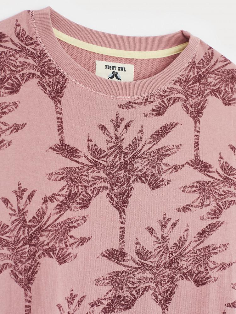 Palm Print Sweat