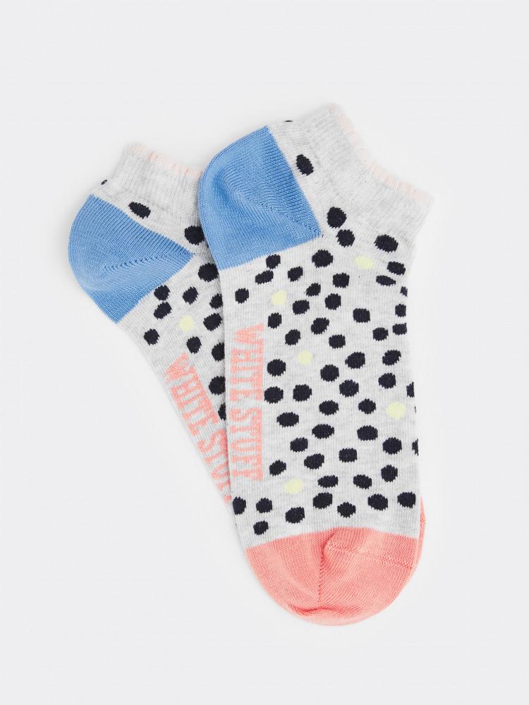 Willow Spot Trainer Sock