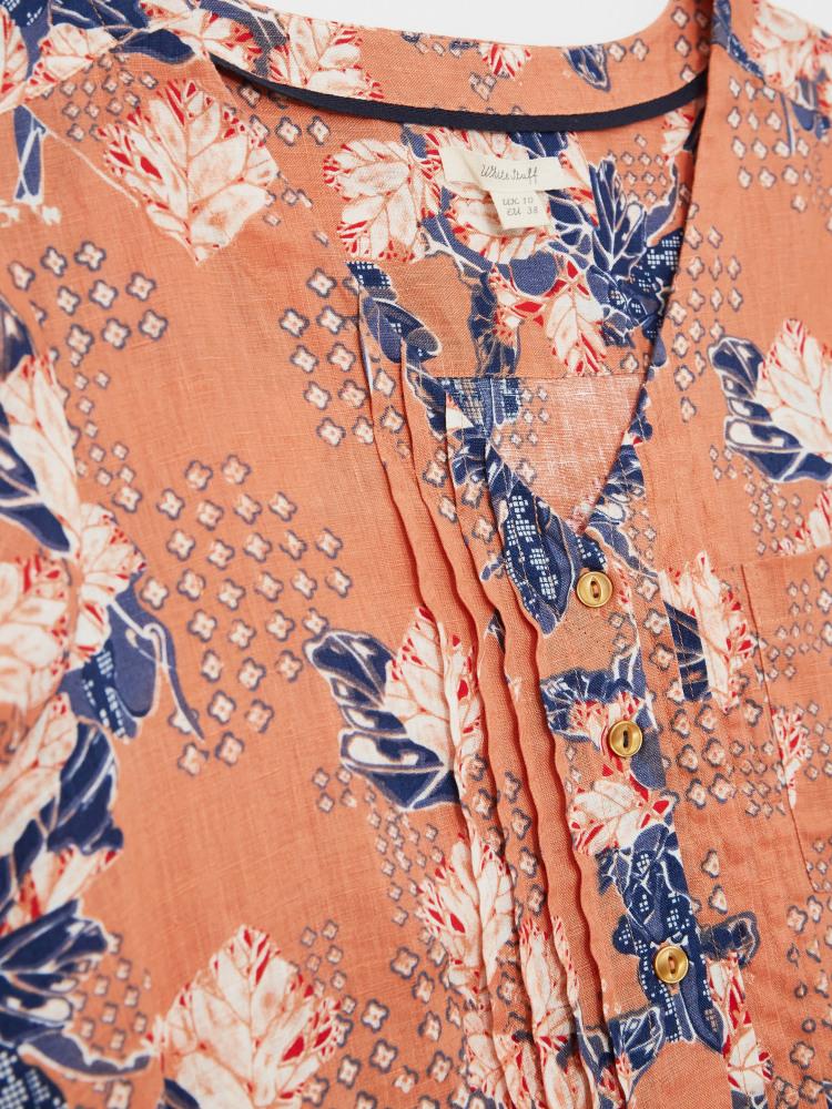 Yuki Linen Tunic