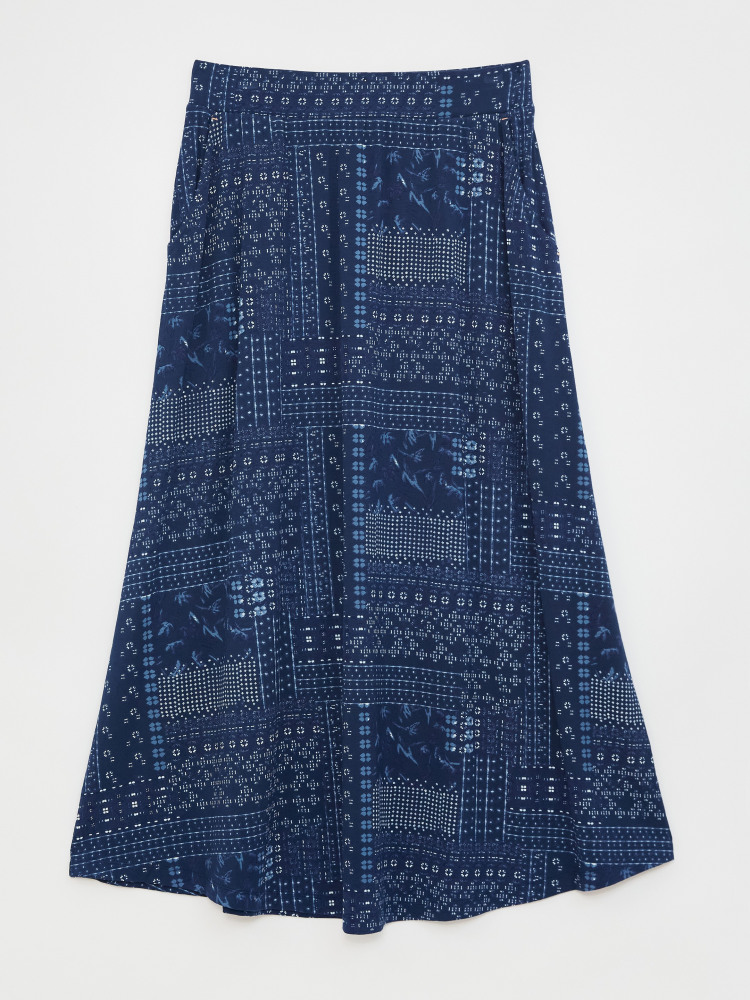 Abberford Jersey Maxi Skirt