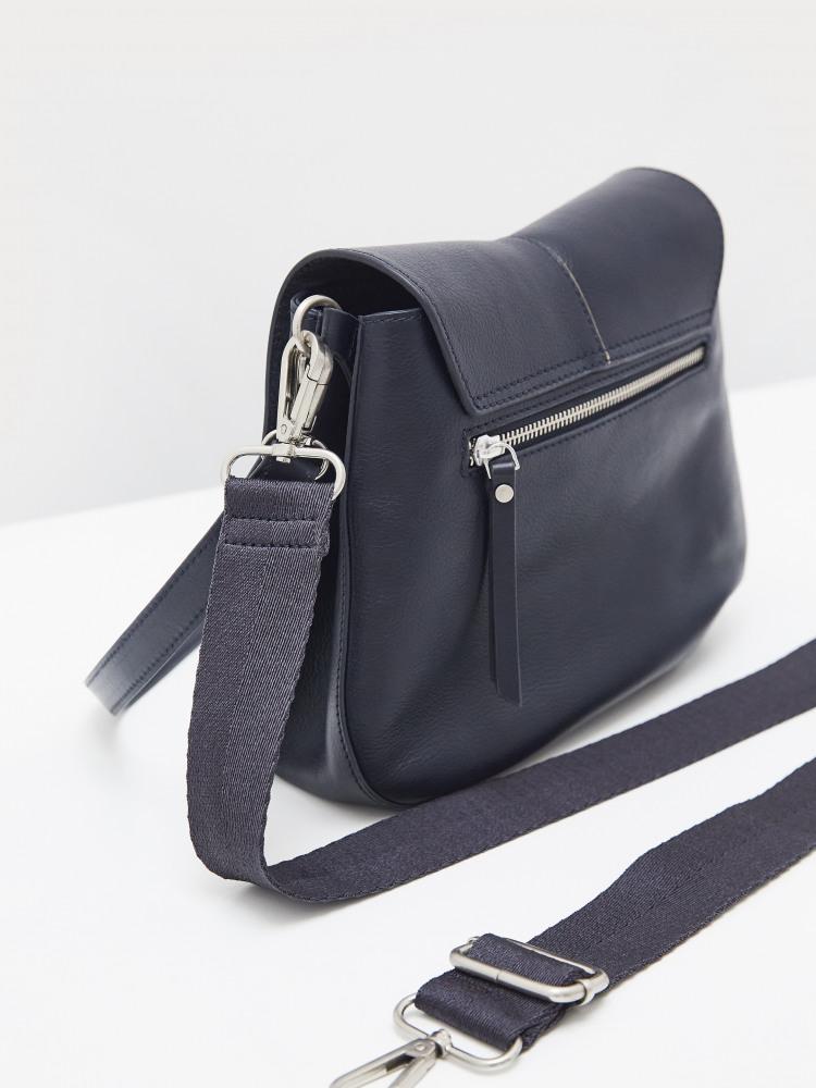 Sadie Leather Saddle Bag