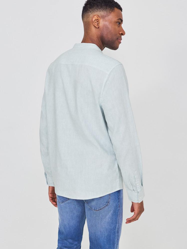 Spacedye Grandad Shirt