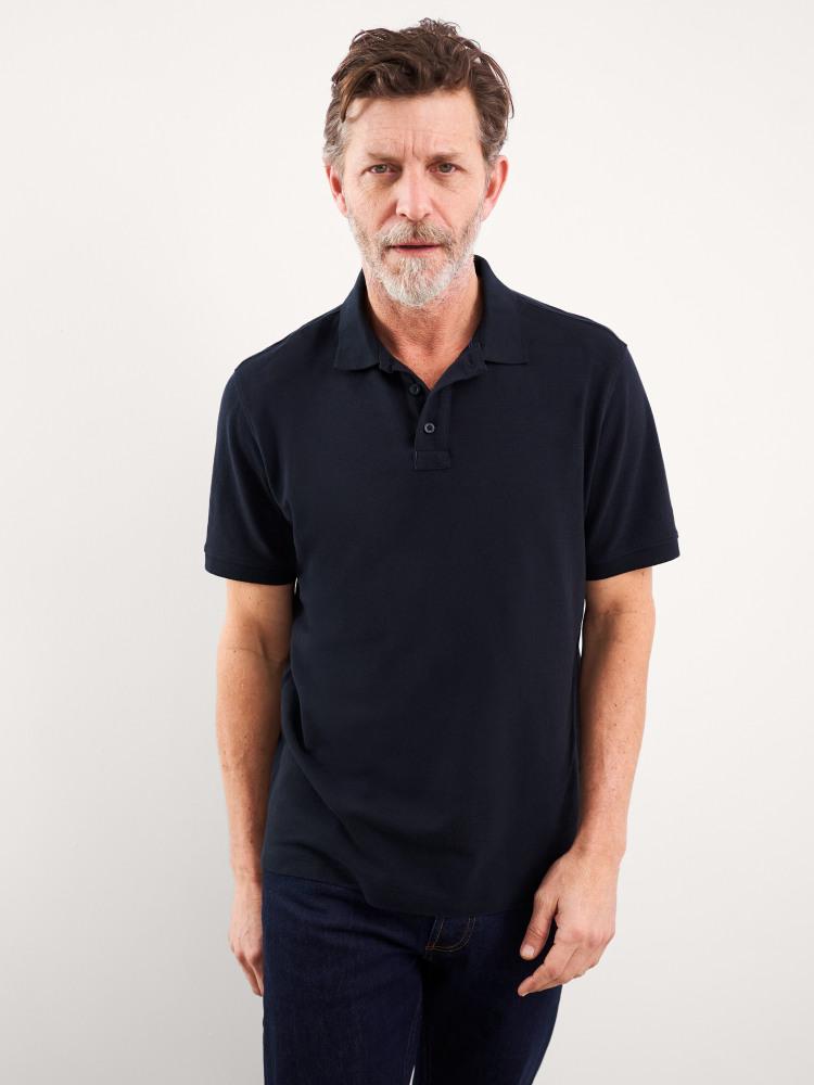 Mason Slub Pique Organic Polo