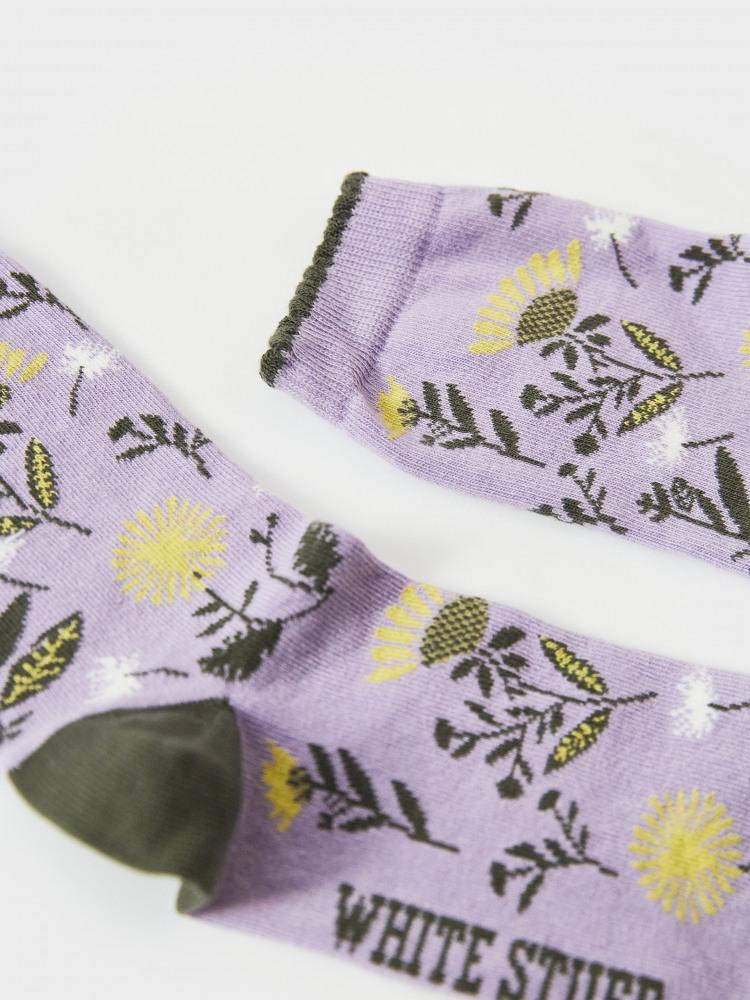 Adelie Floral Sock