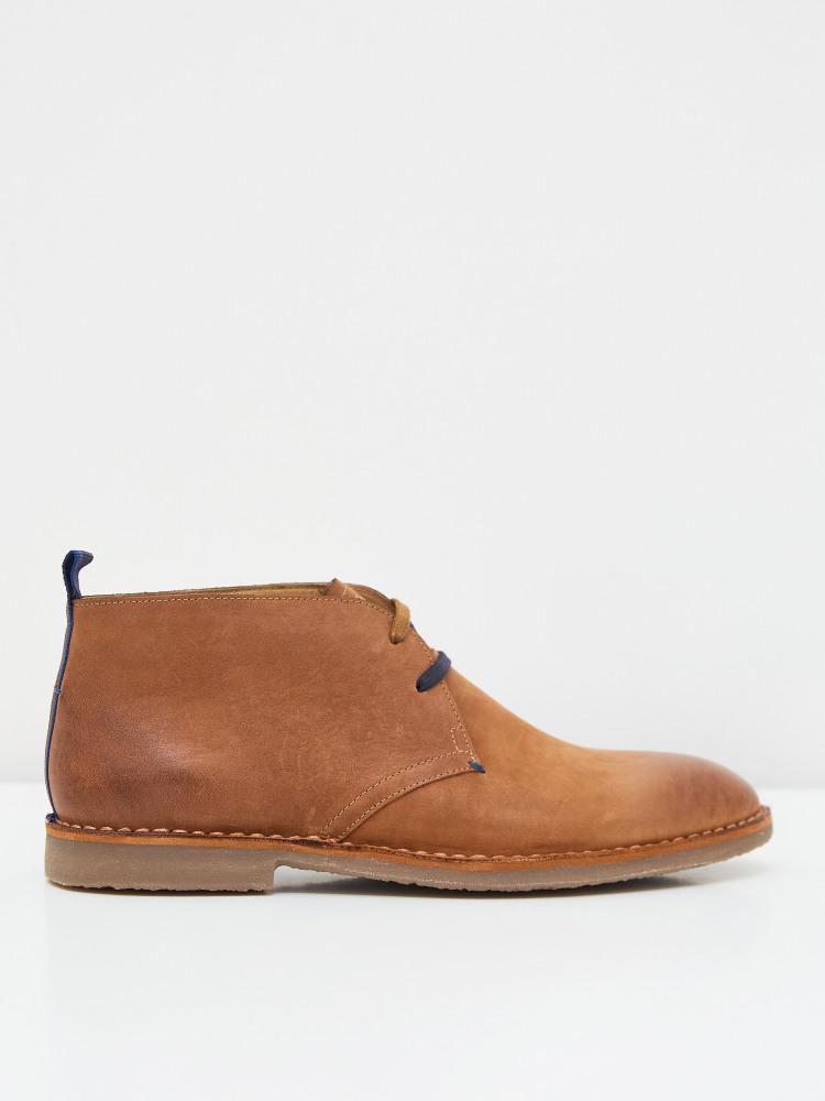 Nubuck Desert Boot