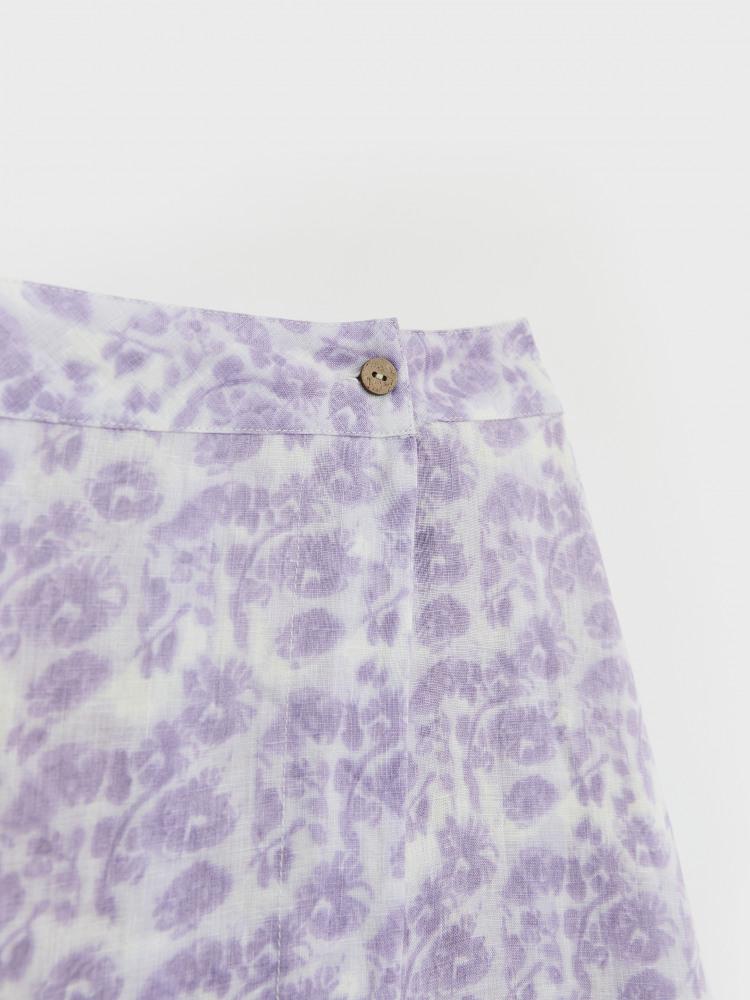 Bella Reversible Wrap Skirt