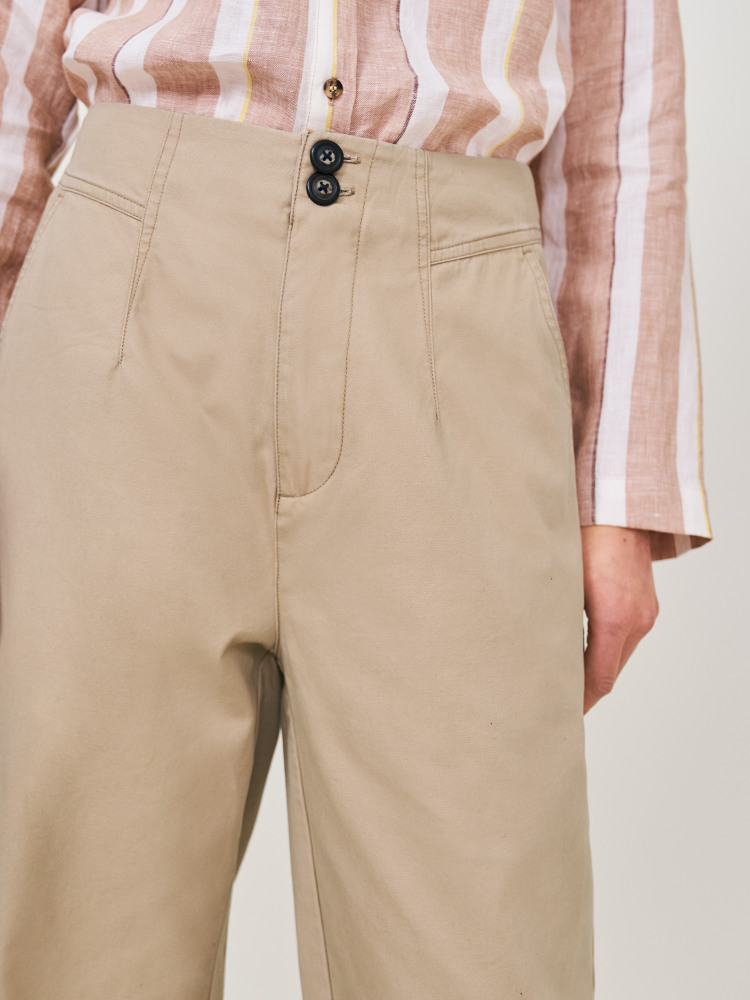Bella Barrell Trousers