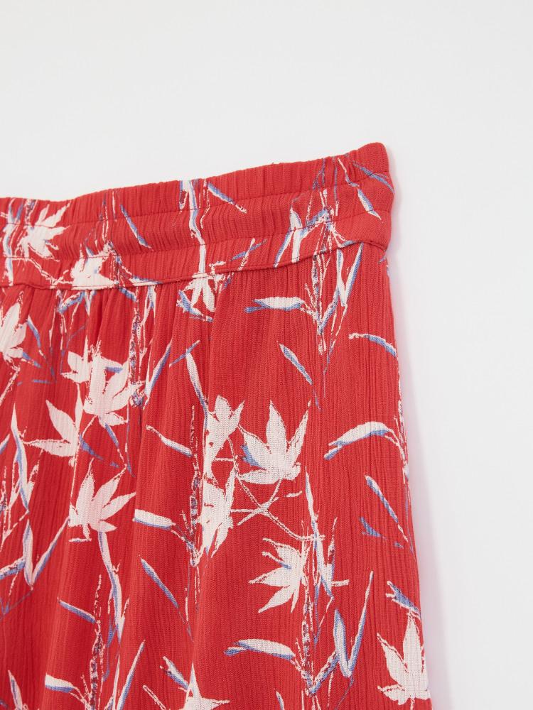 Palm Crinkle Short