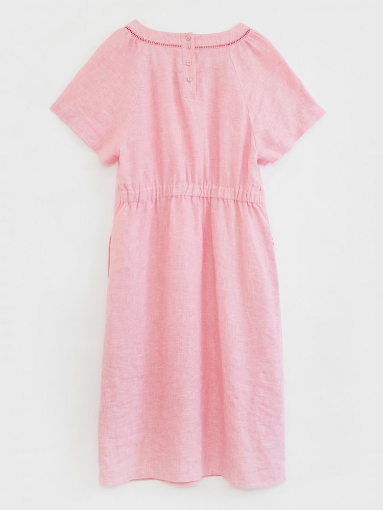 Dixie Linen Dress