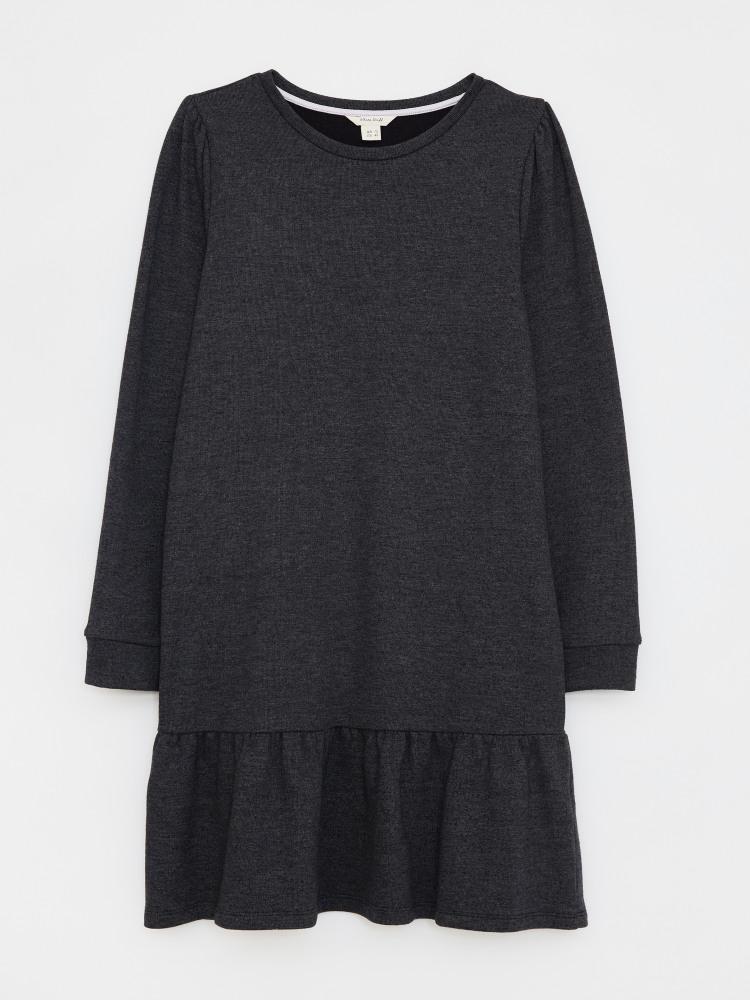 Tiered Sweat Dress