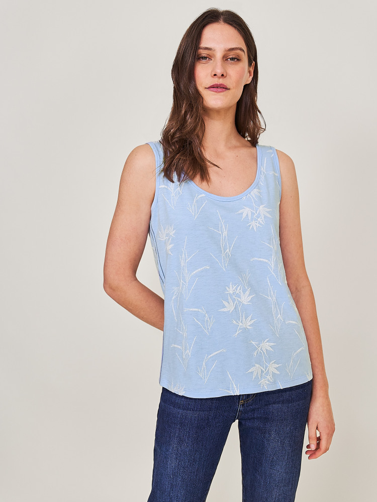 Voyage Embroidered Vest