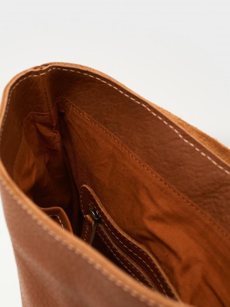 Harley Eco Leather Backpack