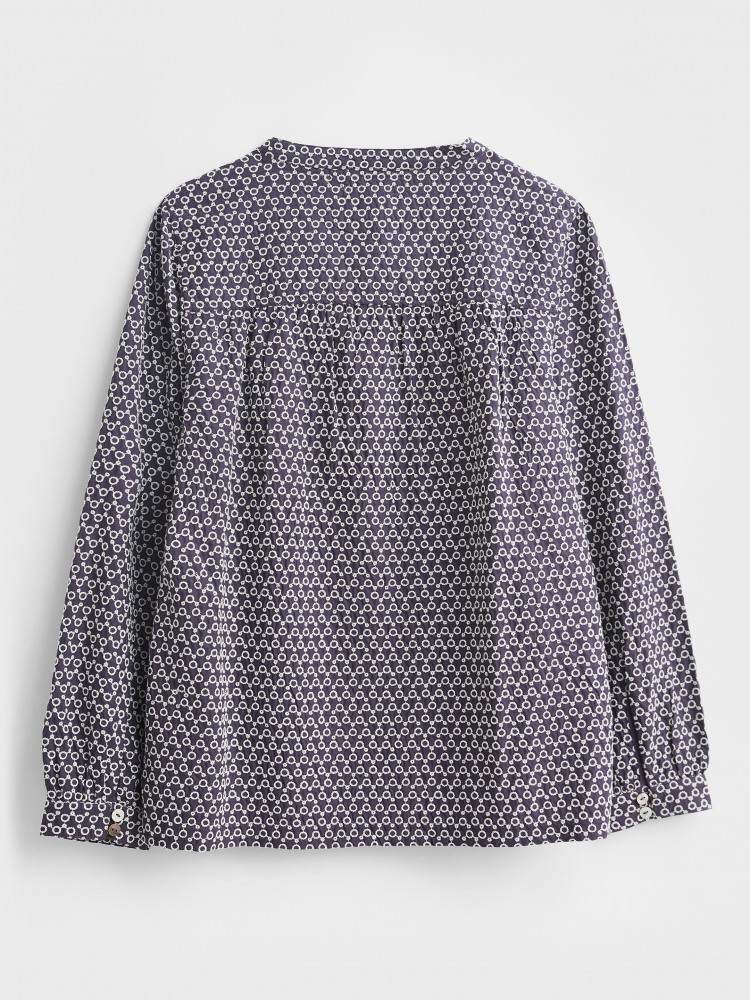Nixie Embroidered Top