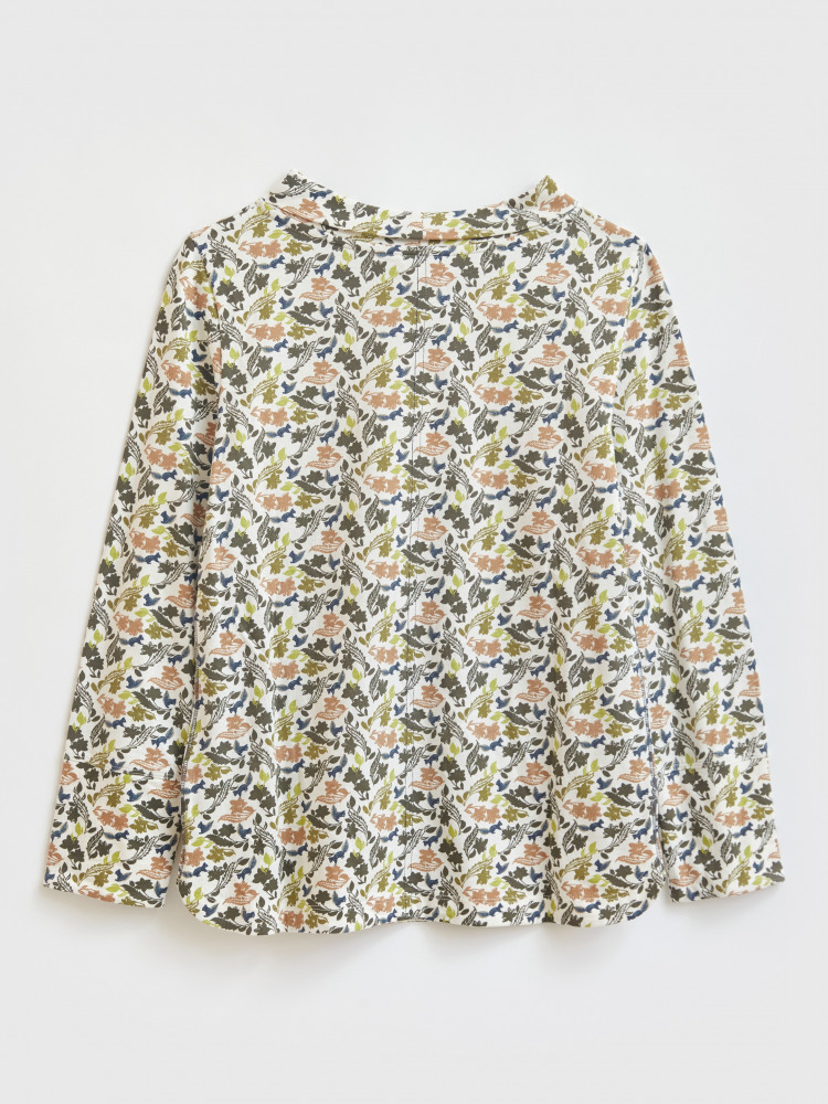Poppy Jersey Top