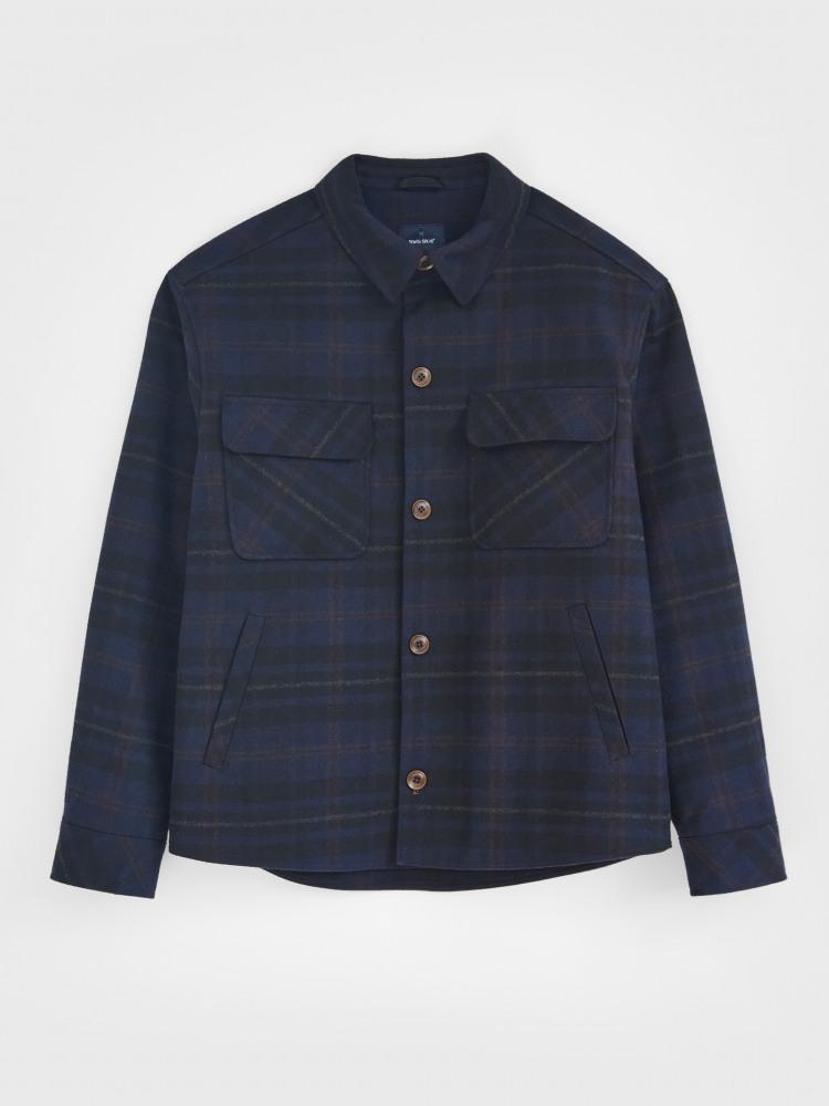 Hatchgate Check Jacket