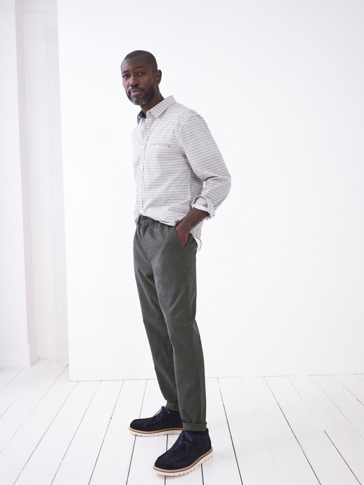 Terrell Drawstring Trouser