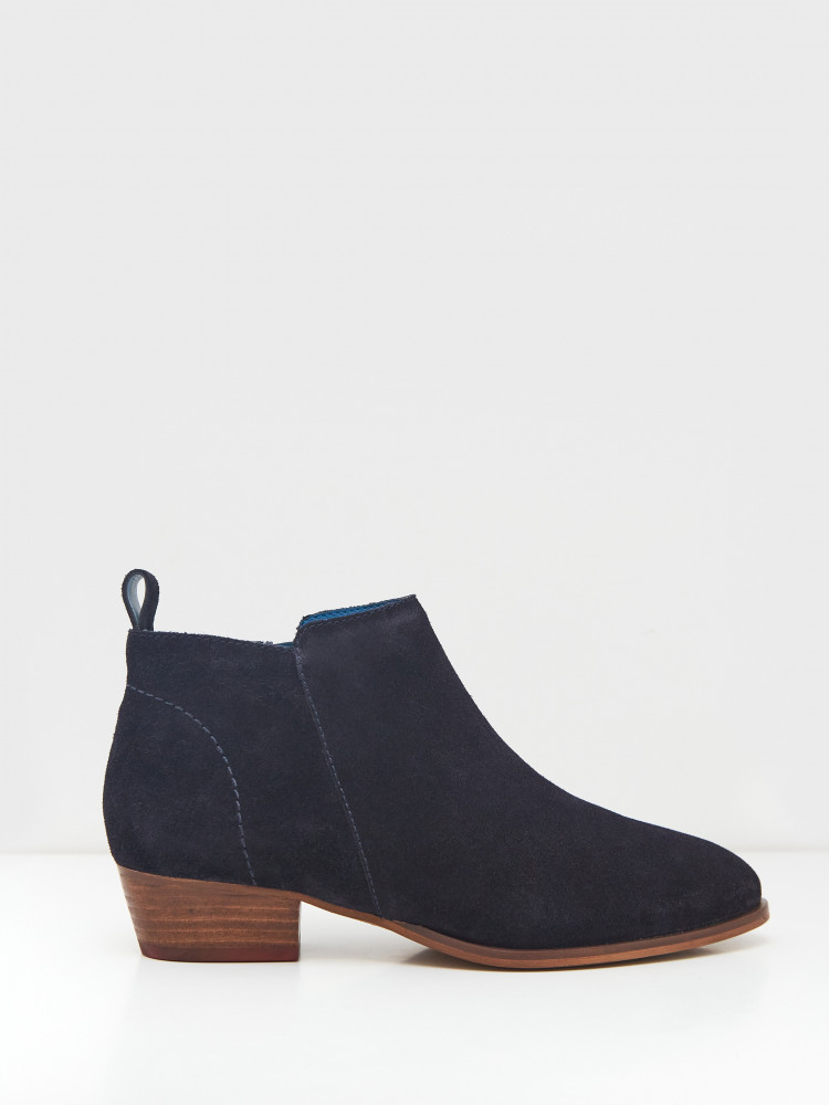 Willow Suede Ankle Boot