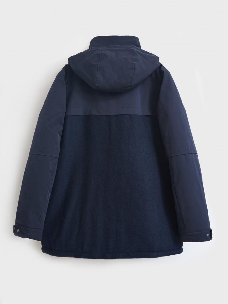 Danton Fabric Mix Parka