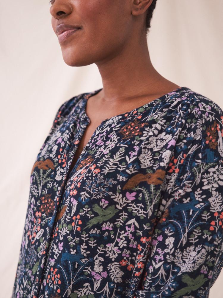 Freya Jersey Dress