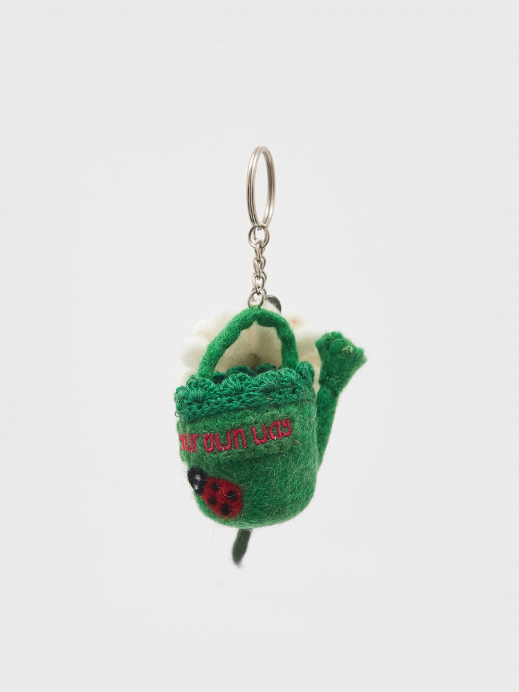 Grow Your Own Way Keyring