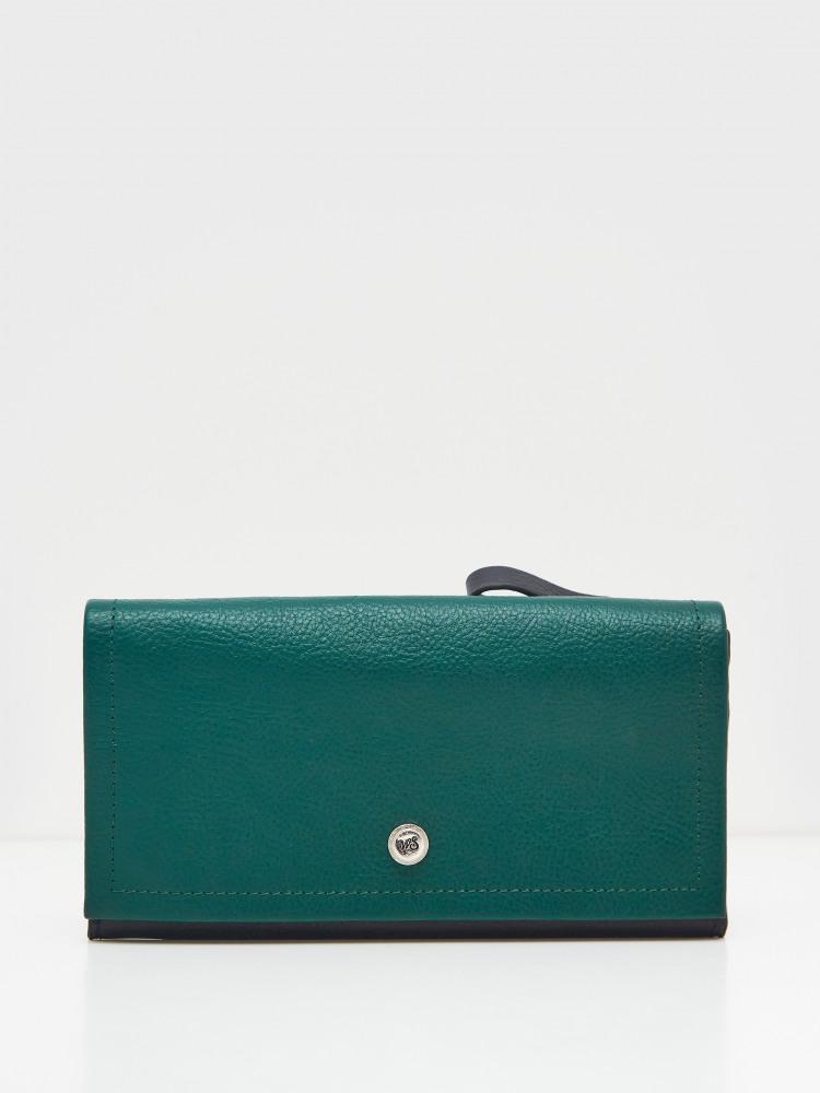 Lottie Leather Purse
