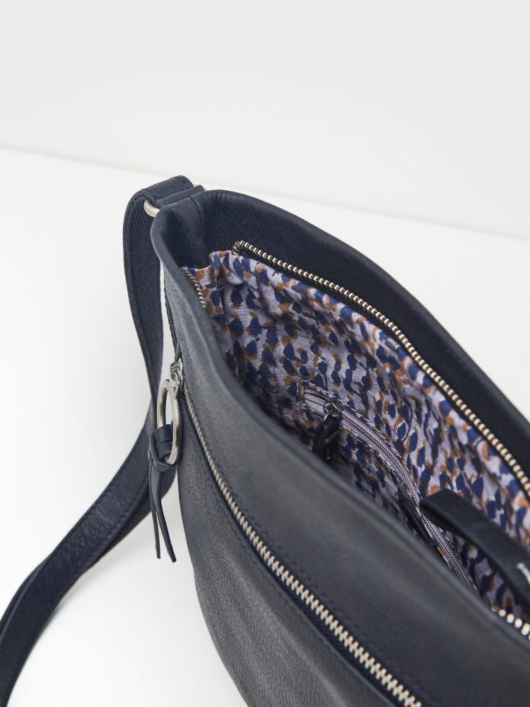 Lottie Leather Crossbody