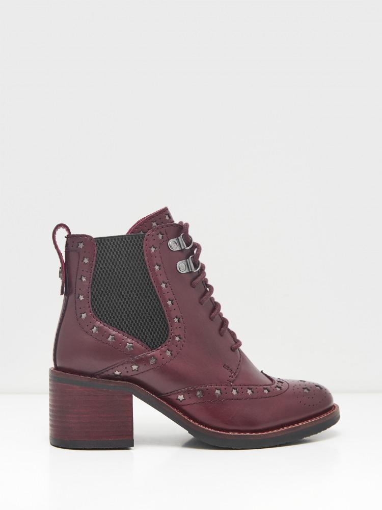 Celeste Star Heeled Boot